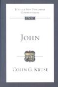 John (Tyndale New Testament Commentaries