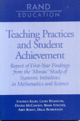 Teaching Practices and Student Achievement