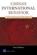 China's International Behavior