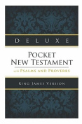 Deluxe Pocket New Testament with Psalms and Proverbs