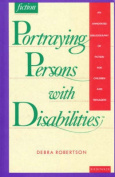 Portraying Persons with Disabilities