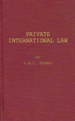 Private International Law.