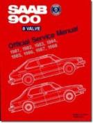 Saab 900 8-valve Official Service Manual 1981-88