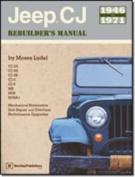 Jeep CJ Rebuilder's Manual
