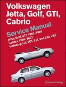 Volkswagen Jetta, Golf, GTI