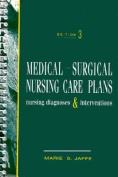 Medical-surgical Nursing Care Plans