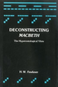 Deconstructing Macbeth