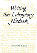 Writing the Laboratory Notebook