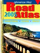 USA Road Atlas Large Format