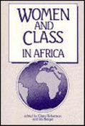 Women and Class in Africa