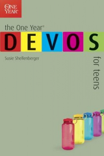 The One Year Devos for Teens (One Year Books) by Susie Shellenberger.