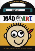Funny Faces Mad Art (Mad Art)