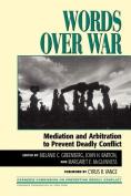 Words Over War
