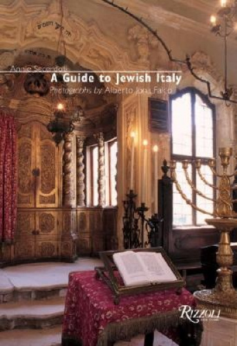 The Guide to Jewish Italy by Annie Sacerdoti.