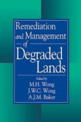 Remediation and Management of Degraded Lands