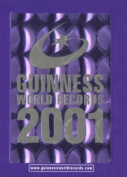 Guinness World Records: 2001