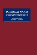 Domesday Names