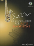 The Christopher Norton Concert Collection for Alto Saxophone [With CD (Audio)]