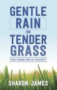 Gentle Rain on Tender Grass