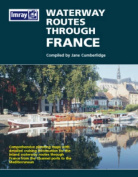 Waterway Routes Through France Map