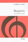 Requiem Vocal Score, Opus 48