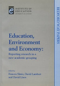 Education, Environment and Economy