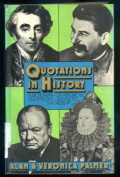 Quotations in History