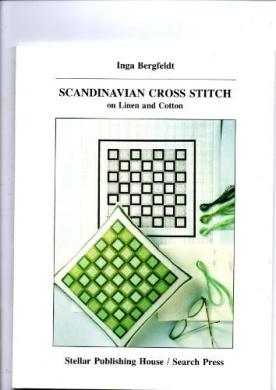 Scandinavian Cross Stitch on Linen and Cotton