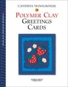 Handmade Polymer Clay Greetings Cards