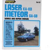 Ford Laser Ka-Kb / Meteor Ga-GB (1981-1985)