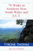 70 Walks in Southern New South Wales and Act