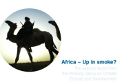 Africa--Up in Smoke?