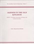 Akhmim in the Old Kingdom