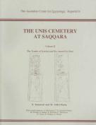 The Unis Cemetery at Saqqara
