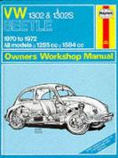 Volkswagen 1302S (Super Beetle) Owner's Workshop Manual