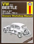 Volkswagen Beetle 1200 1954-77 Owner's Workshop Manual