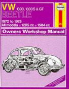 Volkswagen Beetle 1303, 1303S and G.T. 1972-75 Owner's Workshop Manual