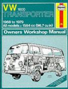 Volkswagen 1600 Transporter Owner's Workshop Manual