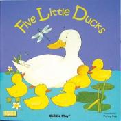 Five Little Ducks (Classic Books with Holes Big Book) [Board book]