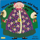 There Was an Old Lady Who Swallowed a Fly (Classic Books with Holes Cover) [Board book]