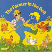The Farmer in the Dell (Classic Books with Holes) [Board book]