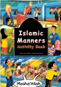Islamic Manners: Activity Book