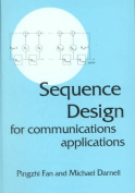Sequence Design for Communications Applications (Electronic & Electrical Engineering Research Studies