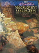 The Gloriafilia Needlepoint Collection with Complete Projects & Stitchcards