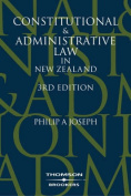 Constitutional and Administrative Law in New Zealand