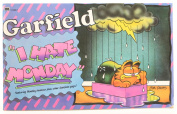 "Garfield ""I Hate Monday"""