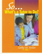 So...Whats a Tutor to Do?