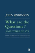What are the Questions and Other Essays
