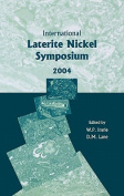 International Laterite Nickel Symposium 2004
