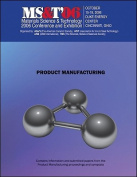 Materials Science and Technology (MS&T) 2006